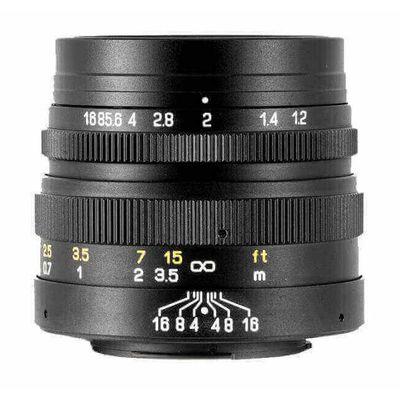 Für weitere Info hier klicken. Artikel: Zhongyi Mitakon Speedmaster 42.5mm f/1.2 Micro Four Thirds