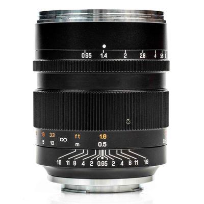 Für weitere Info hier klicken. Artikel: Zhongyi Mitakon Speedmaster 50mm f/0.95 Mark III Sony FE-Mount