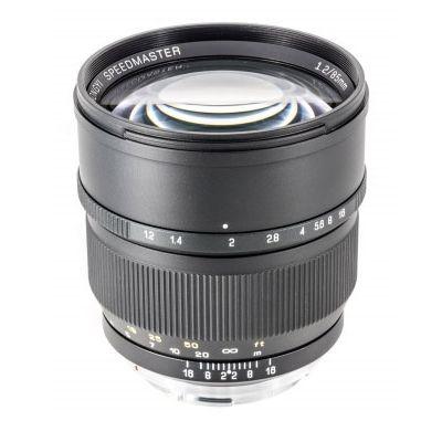 Für weitere Info hier klicken. Artikel: Zhongyi Mitakon Speedmaster 85mm f/1.2 Fujifilm X