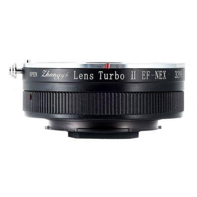 Für weitere Info hier klicken. Artikel: Zhongyi Turbo Mark 2 Objektivadapter Sony E-Mount Canon EF