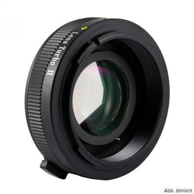 Für weitere Info hier klicken. Artikel: Zhongyi Turbo Mark 2 Objektivadapter Sony E-Mount Canon FD