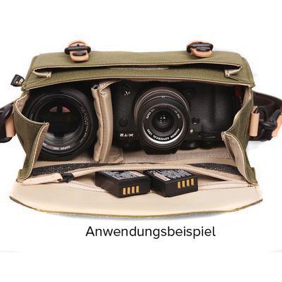 Für weitere Info hier klicken. Artikel: ZKIN Hydra Camera / DJI Spark Drone / Bike Bag oliv
