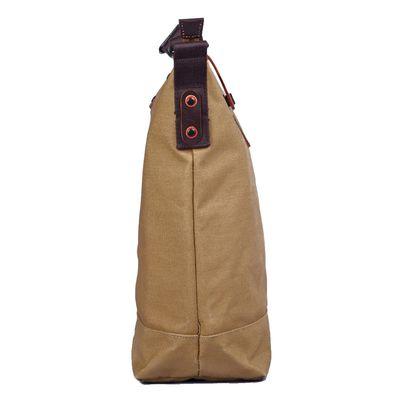 Für weitere Info hier klicken. Artikel: ZKIN Tasche Getaway Obia Leder und spritzwasserfestes Nylon cafe-braun