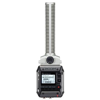 Für weitere Info hier klicken. Artikel: Zoom F1-SP Field Audio Recorder inkl. SGH-6 Shotgun Mikrofon