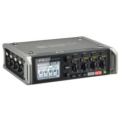 Für weitere Info hier klicken. Artikel: Zoom F4 MultiTrack Field Recorder für Tonaufnahmen