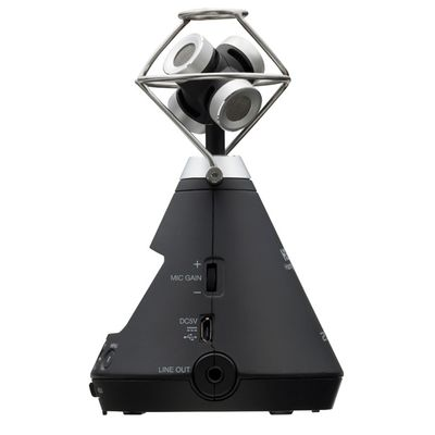 Für weitere Info hier klicken. Artikel: Zoom H3-VR Audio Recorder