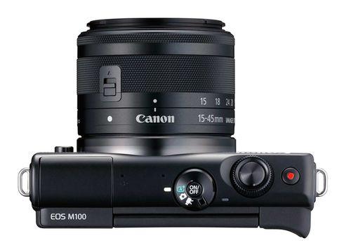 Für weitere Info hier klicken. Artikel: Canon EOS M100 EF-M 15-45 IS STM schwarz