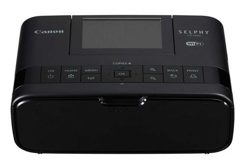 Für weitere Info hier klicken. Artikel: Canon Selphy CP1300 schwarz