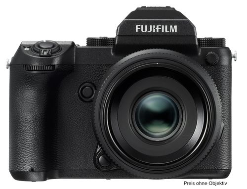 Für weitere Info hier klicken. Artikel: Fujifilm GFX 50S