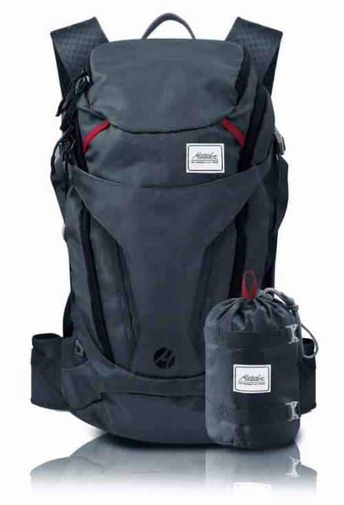 matador beast28 packable backpack wasserfester faltrucksack 28 liter fassungsverm gen ideal f r. Black Bedroom Furniture Sets. Home Design Ideas