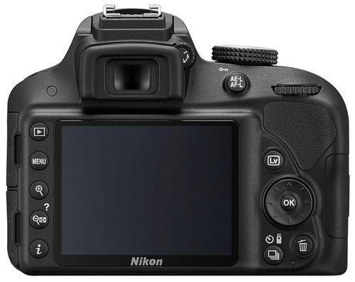 Für weitere Info hier klicken. Artikel: Nikon D3300 Kit AF-P 18-55 VR schwarz