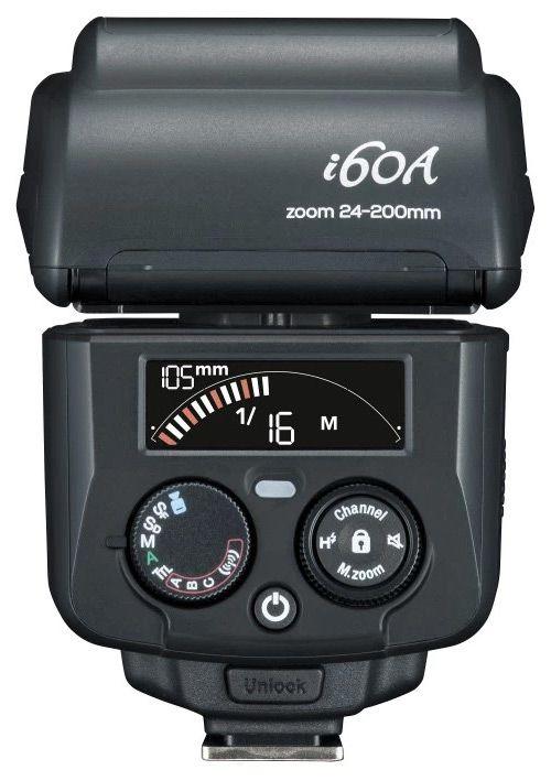 Für weitere Info hier klicken. Artikel: Nissin i60A Sony Multi Interface
