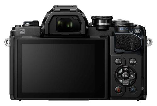 Für weitere Info hier klicken. Artikel: Olympus OM-D E-M10 III, 14-42mm RII + 40-150mm schwarz