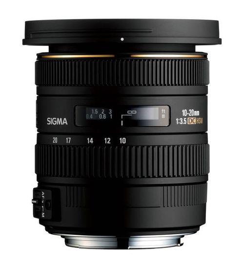 Für weitere Info hier klicken. Artikel: Sigma AF 3,5/10-20 EX DC HSM Sony A-Mount