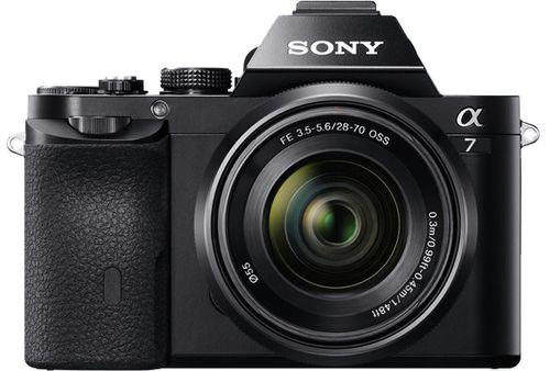 Für weitere Info hier klicken. Artikel: Sony Alpha 7 (ILCE-7) SEL 28-70 FE