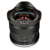 Für weitere Info hier klicken. Artikel: 7Artisans 12mm f/2,8 Fujifilm X