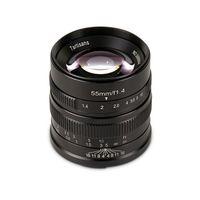 Für weitere Info hier klicken. Artikel: 7Artisans 55mm f/1,4 Leica L