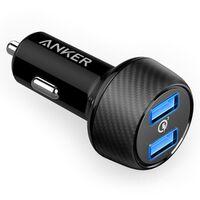 Für weitere Info hier klicken. Artikel: Anker PowerDrive Speed 2QC schwarz