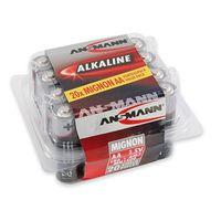 Ansmann Batterie RED Alkaline Mignon 20er Box 20er-Pack