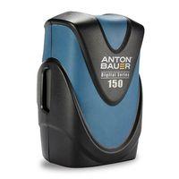Für weitere Info hier klicken. Artikel: Anton Bauer Digital 150 Battery (14.4V, 156 Wh) Gold-Mount