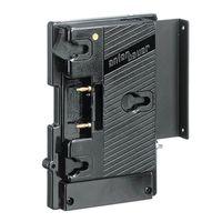 Für weitere Info hier klicken. Artikel: Anton Bauer QR-DSR Battery mounting adapter
