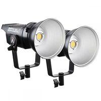 Für weitere Info hier klicken. Artikel: Aputure Light Storm Series LS C120D MKII 2 Light Kit* (EU version)