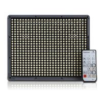 Für weitere Info hier klicken. Artikel: Aputure Wireless remote LED video light spot 5500K HR672S