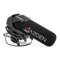 Für weitere Info hier klicken. Artikel: Azden DSLR Mikrofon SMX-15