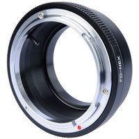 Für weitere Info hier klicken. Artikel: B.I.G. Objektivadapter Canon FD an Sony E