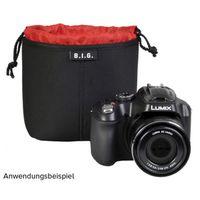 B.I.G. PC14 Neopren Kamerabeutel, 14x14x10cm