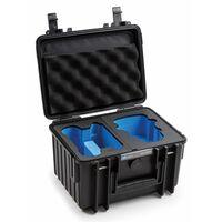 Für weitere Info hier klicken. Artikel: B&W Copter Case Type 2000 B mit DJI Mini 2 Inlay schwarz