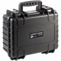 Für weitere Info hier klicken. Artikel: B&W outdoor.cases Type 3000 mit Würfelschaum (SI) schwarz