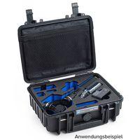 B&W outdoor.cases Type 1000 für Feiyu Tech G3 / G4 / G4S / G5 schwarz