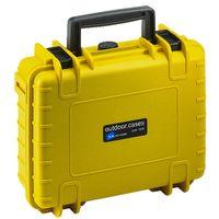 Für weitere Info hier klicken. Artikel: B&W outdoor.cases Type 1000 für GoPro Hero 5 / 6 / 7 gelb