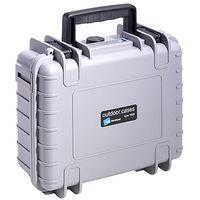 Für weitere Info hier klicken. Artikel: B&W outdoor.cases Type 1000 mit Würfelschaum (SI) grau