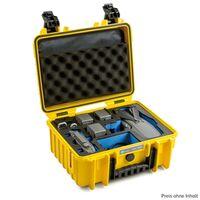 Für weitere Info hier klicken. Artikel: B&W outdoor.cases Type 3000 für DJI Mavic 2 (Pro/Zoom) incl. Fly More Kit gelb