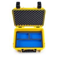 Für weitere Info hier klicken. Artikel: B&W outdoor.cases Type 3000 für GoPro Hero 5 / 6 / 7 gelb