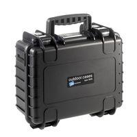 Für weitere Info hier klicken. Artikel: B&W outdoor.cases Type 3000 für GoPro Karma Grip schwarz