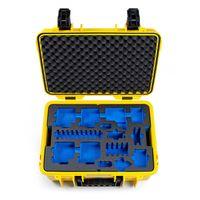 Für weitere Info hier klicken. Artikel: B&W outdoor.cases Type 4000 für GoPro Hero 5 / 6 / 7 gelb