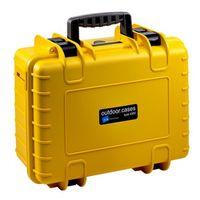Für weitere Info hier klicken. Artikel: B&W outdoor.cases Type 4000 (leer) gelb