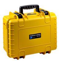 Für weitere Info hier klicken. Artikel: B&W outdoor.cases Type 4000 mit variabler Facheinteilung (RPD) gelb