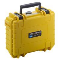 Für weitere Info hier klicken. Artikel: B&W outdoor.cases Type 500 (leer) gelb