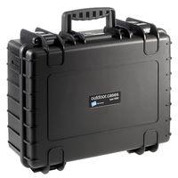B&W outdoor.cases Type 5000 mit Würfelschaum (SI) schwarz