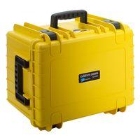 Für weitere Info hier klicken. Artikel: B&W outdoor.cases Type 5500 mit variabler Facheinteilung (RPD) gelb