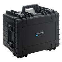 Für weitere Info hier klicken. Artikel: B&W outdoor.cases Type 5500 mit Würfelschaum (SI) schwarz