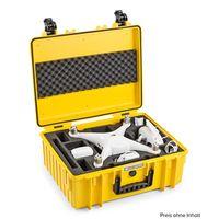 Für weitere Info hier klicken. Artikel: B&W outdoor.cases Type 6000 mit DJI Phantom 4 Inlay gelb