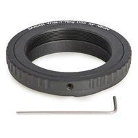 Für weitere Info hier klicken. Artikel: Baader Wide-T-Ring Nikon mit D52i auf T-2 und S52