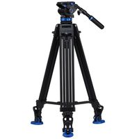 Für weitere Info hier klicken. Artikel: Benro Dreibeinstativ Kit Dual-Tube Alum Video Tripod with S7 head - A573TBS7