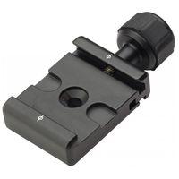 Für weitere Info hier klicken. Artikel: Benro Schnellkupplungsplatte 40x49x15mm Arca-Swiss style Quick Shoe - QRC40