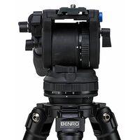 Für weitere Info hier klicken. Artikel: Benro Stativkopf BV6H Video Head 6kg - BV6H